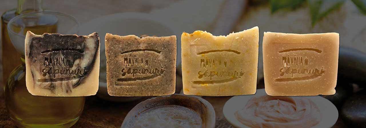 pravaliacusapunuri - un simplu sapun natural... creat altfel